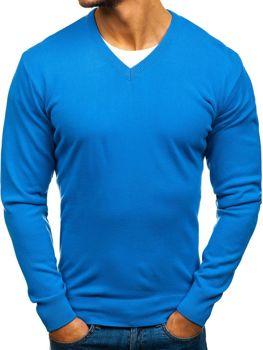 Bof Herren Pullover Blau  200