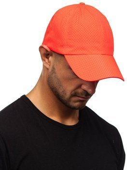 Bolf Cap Orange-Neon CZ29A