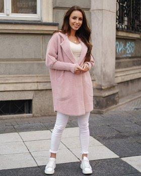 Bolf Damen Mantel Rosa  7108