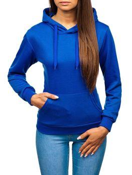 Bolf Damen Sweatshirt Blau  wb11001