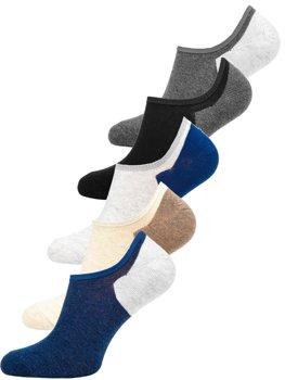 Bolf Herren Socken Mehrfarbig  X10170-5P 5 PACK