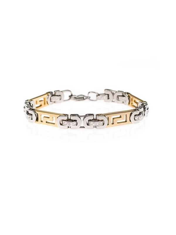 Bolf Herren Armband Silber B085
