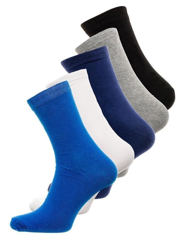 Bolf Herren Socken Mehrfarbig  X10003-5P 5 PACK