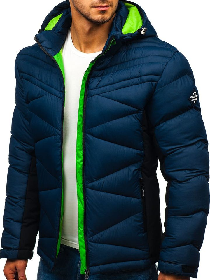 sport winter jacken herren