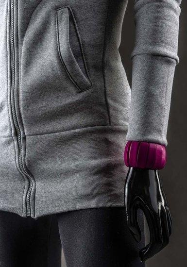 Bolf Damen Sweatshirt Grau 16S
