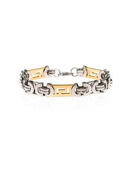 Bolf Herren Armband Silber B090