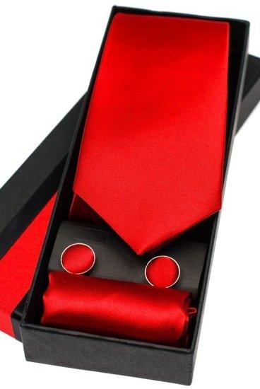 Bolf Herren Set Rot KSP01
