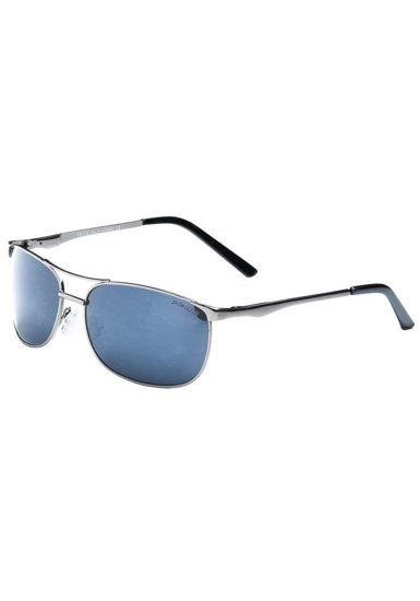 Bolf Herren Sonnenbrille Dunkelgrau P202B