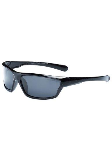 Bolf Polarisationssonnenbrille Schwarz PLS211B