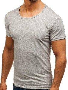 Bolf Herren T-Shirt Grau 2006